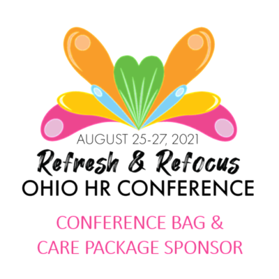 Conference Bag & Care Package Sponsor