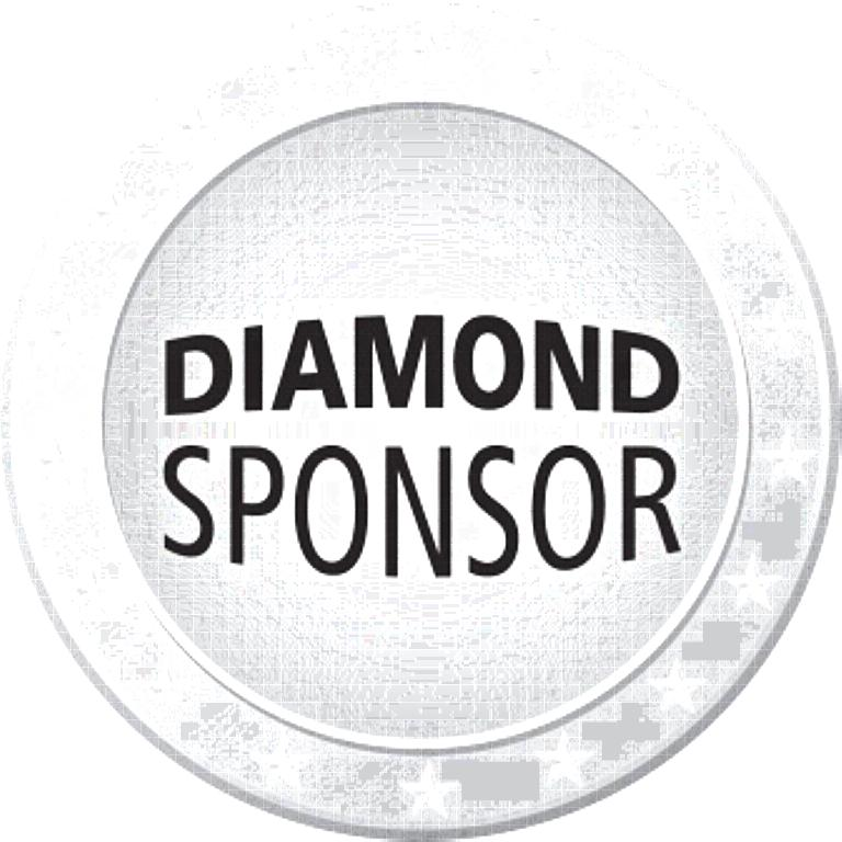 DIAMOND SPONSORSHIP - $3,000